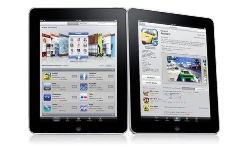 iPad con Orange