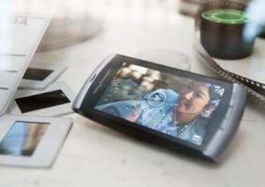 Comprar Sony Ericsson Vivaz con Orange
